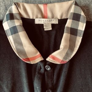 Burberry golf tee